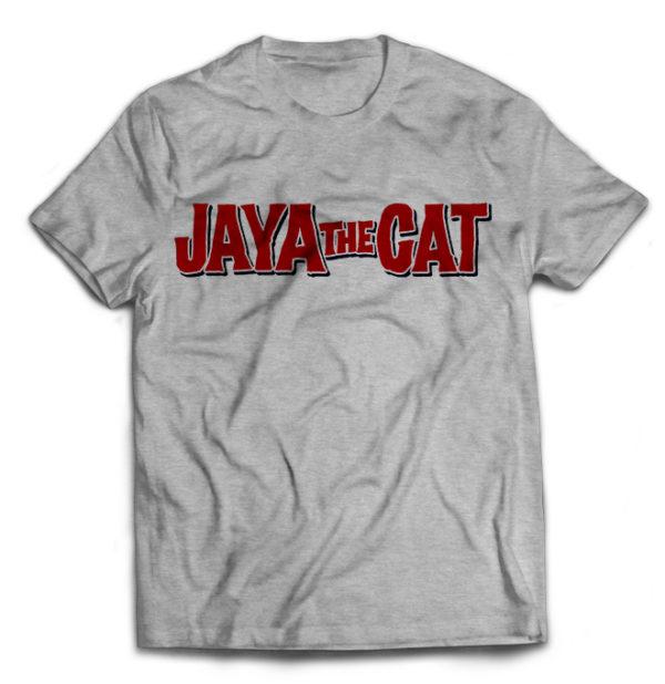 футболка серая Jaya the Cat