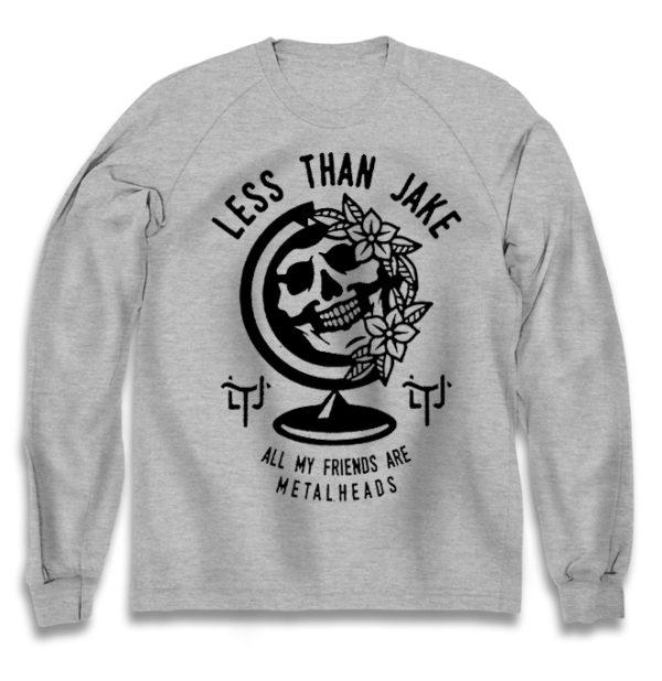 свитшот Less Than Jake