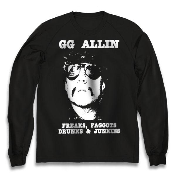 свитшот GG Allin