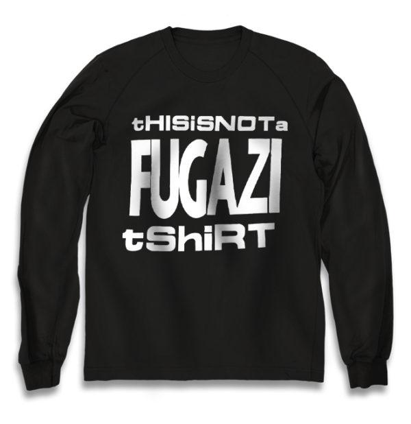 свитшот Fugazi