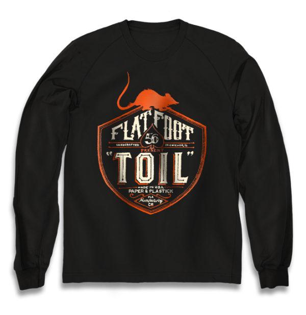 свитшот Flatfoot 56