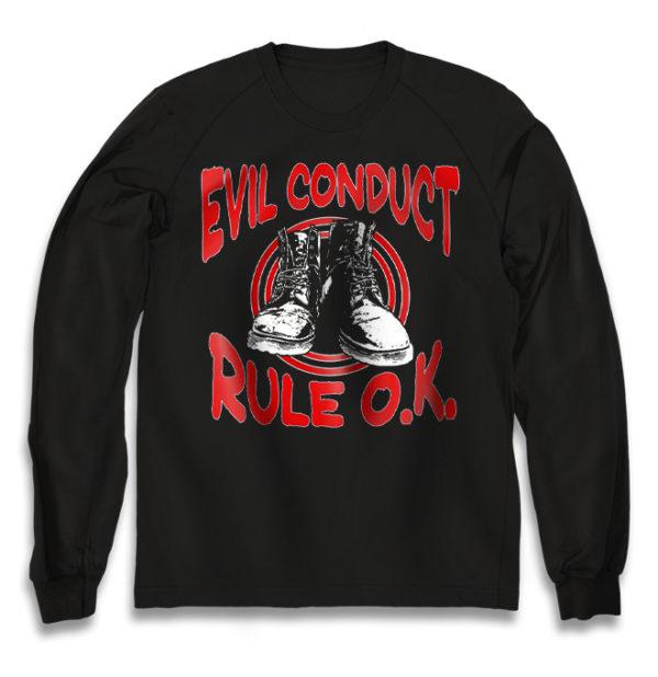 свитшот Evil Conduct