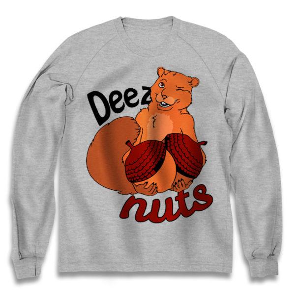 свитшот Deez Nuts
