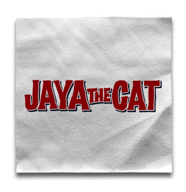 нашивка Jaya the Cat