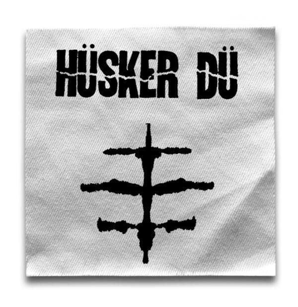 нашивка Hüsker dü