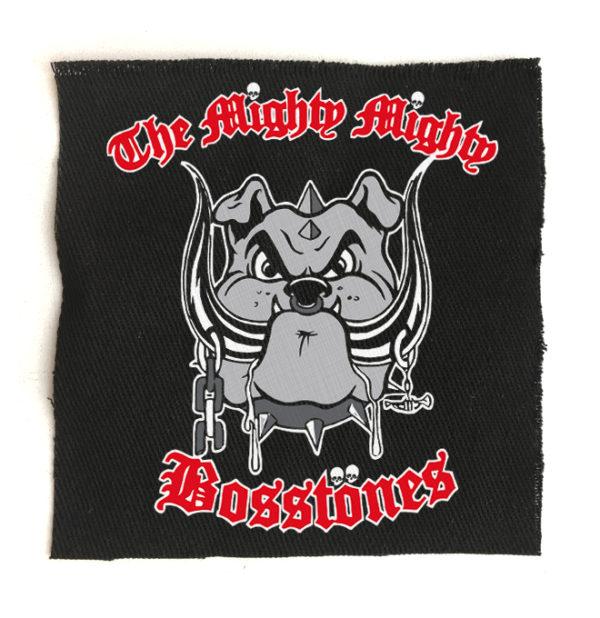 нашивка Mighty Mighty Bosstones