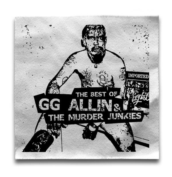 нашивка GG Allin