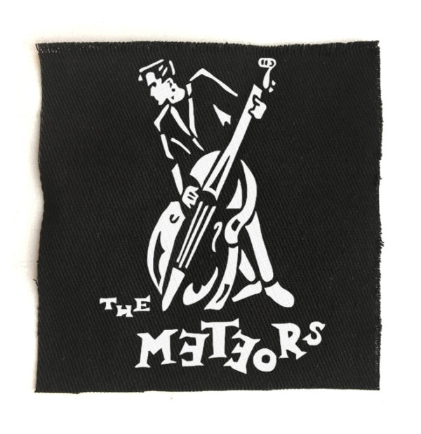 нашивка Meteors, the