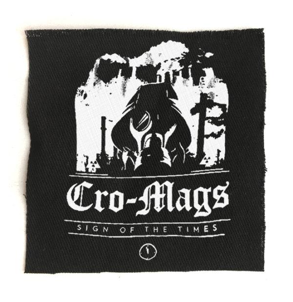 нашивка Cro-Mags