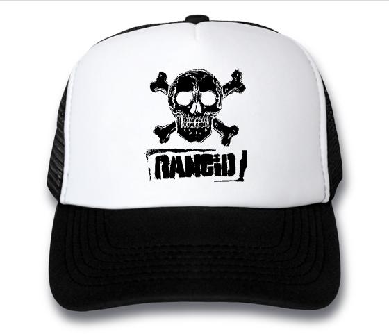 кепка Rancid