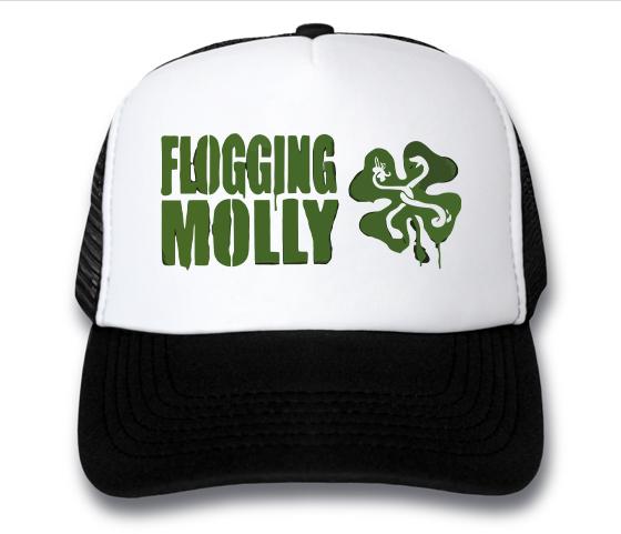 кепка Flogging Molly