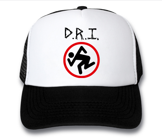 кепка D.R.I.