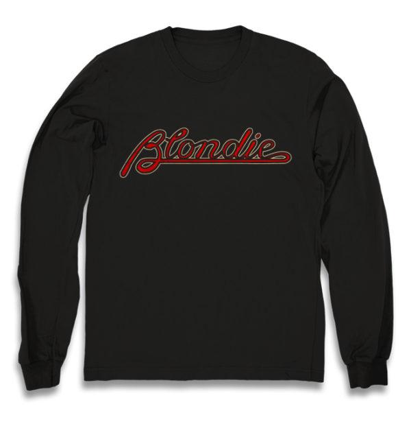 свитшот Blondie