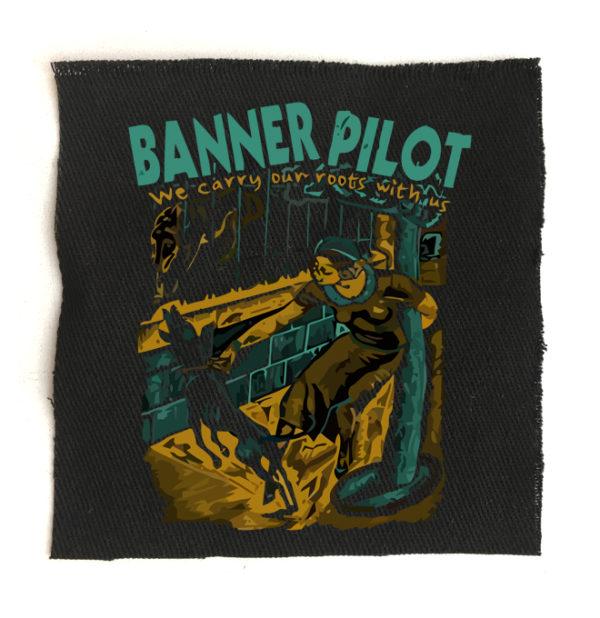 нашивка Banner Pilot