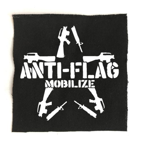 нашивка Anti-flag