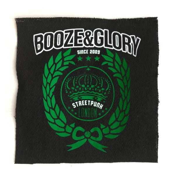 нашивка Booze & Glory
