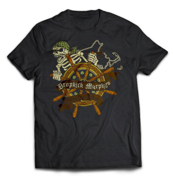 футболка Dropkick Murphys