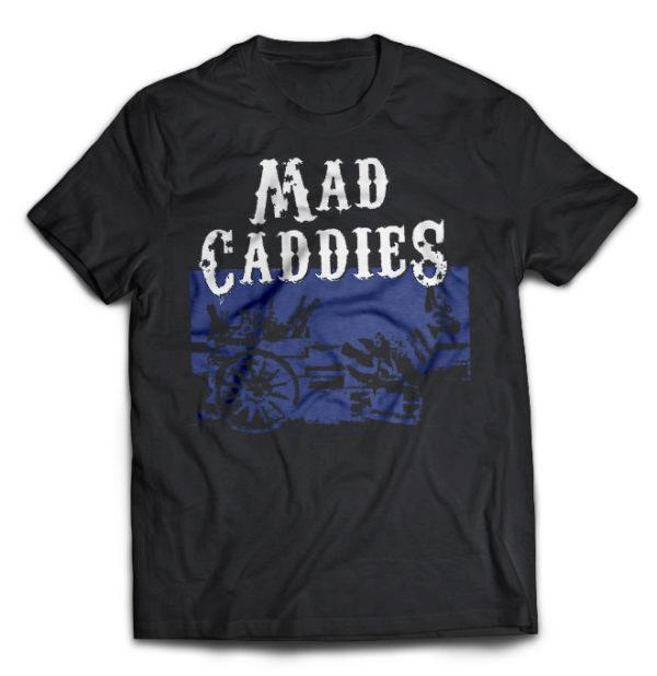 футболка Mad Caddis