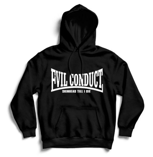 худи Evil Conduct