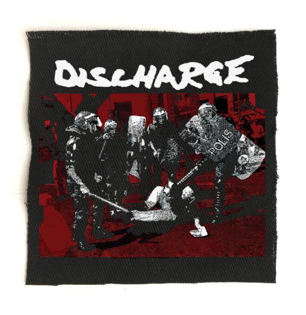 нашивка Discharge