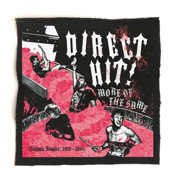 нашивка Direct_Hit