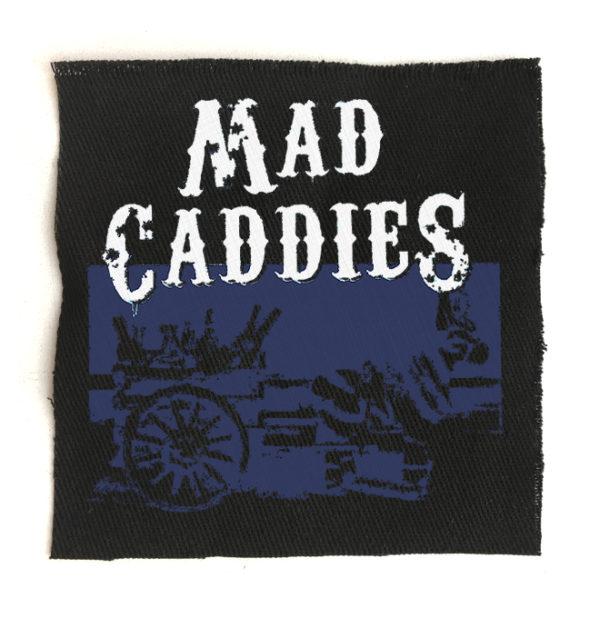 нашивка Mad Caddis