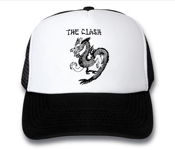 кепка Clash