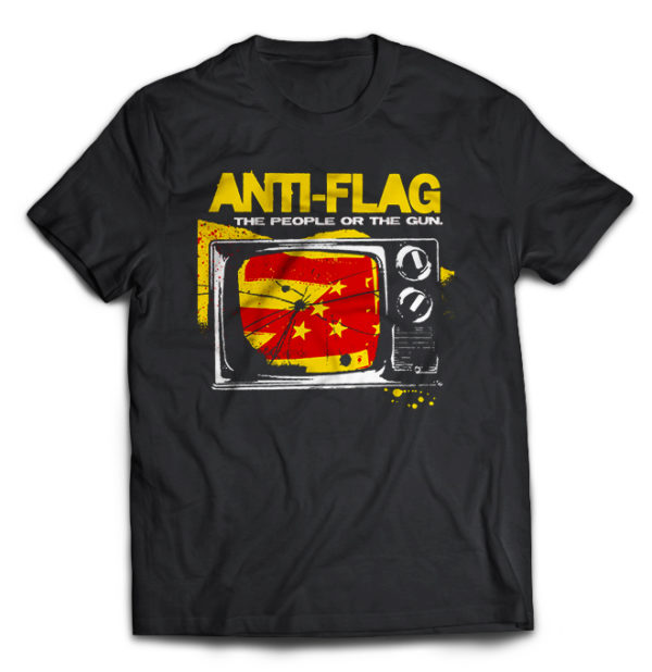 футболка Anti-flag