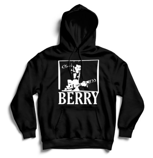 худи Chuck Berry