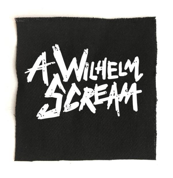 нашивка A Wilhelm Scream