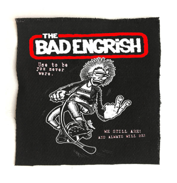 нашивка Bad Engrish