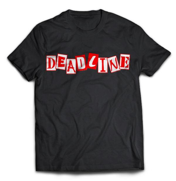 футболка Deadline