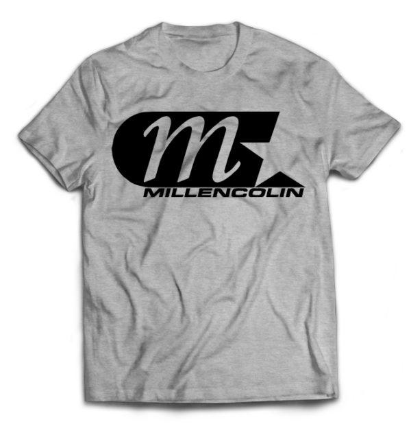 футболка серая Millencolin
