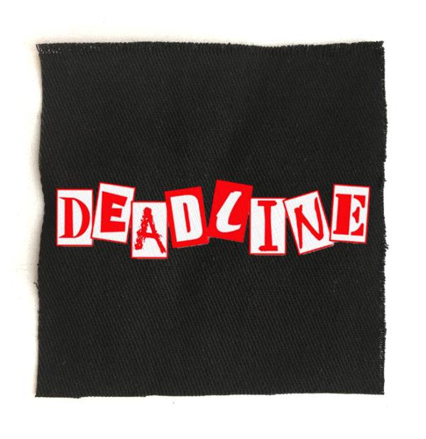 нашивка Deadline
