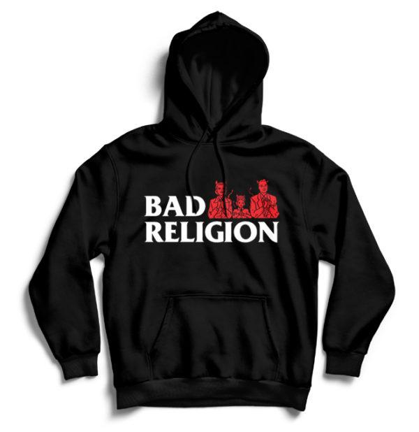 худи Bad Religion