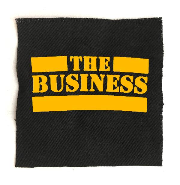 нашивка Business