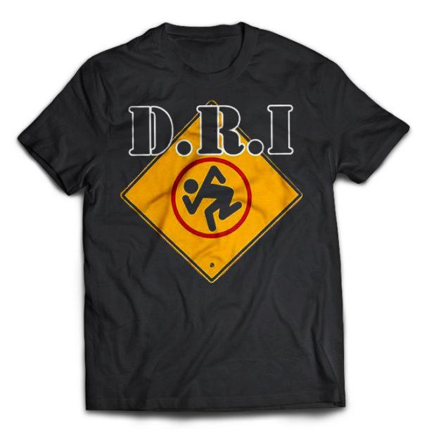 футболка D.R.I.