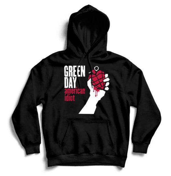 худи Green day