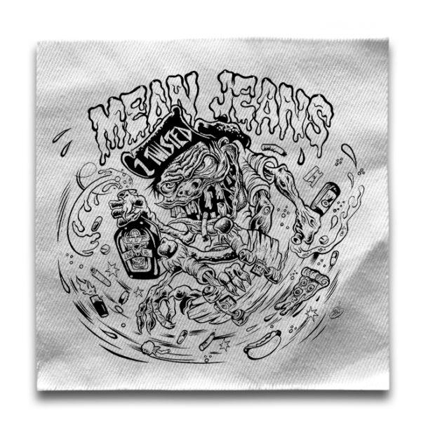 нашивка Mean_Jeans
