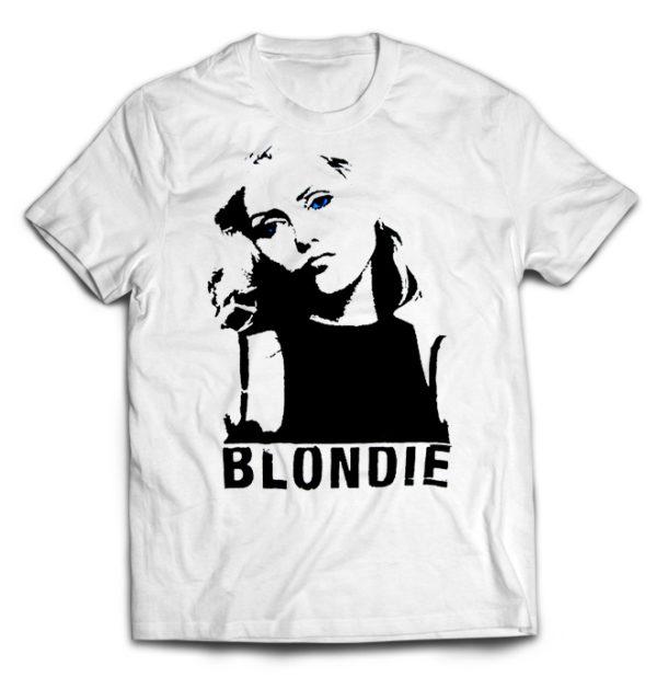 футболка белая Blondie