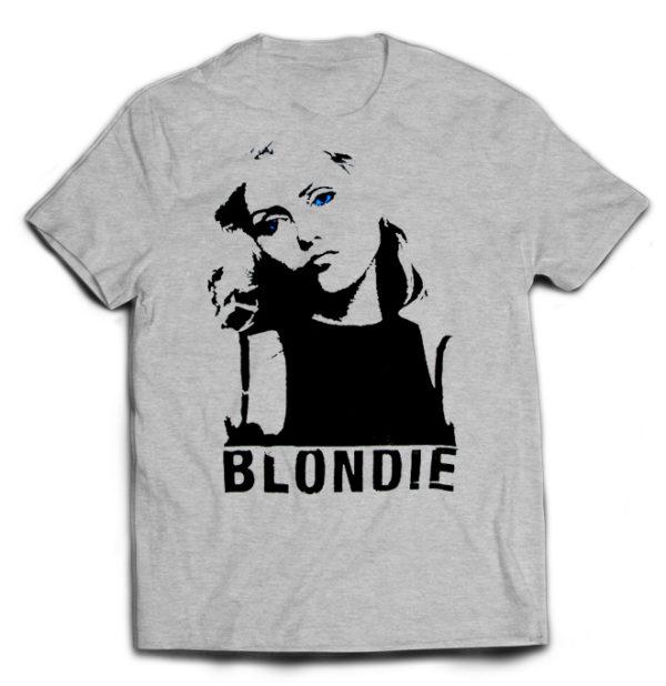 футболка серая Blondie