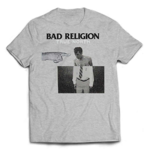 футболка серая Bad Religion