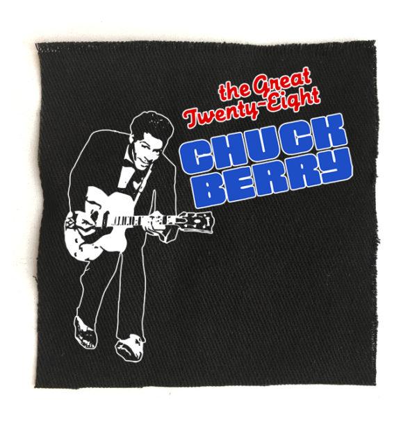 нашивка Chuck Berry
