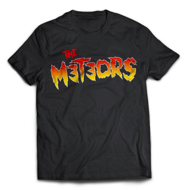 футболка Meteors, the