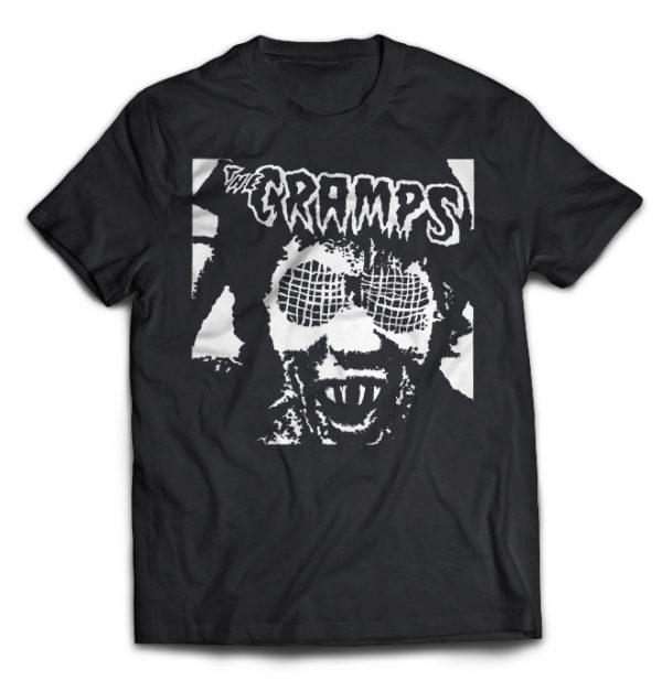 футболка Cramps