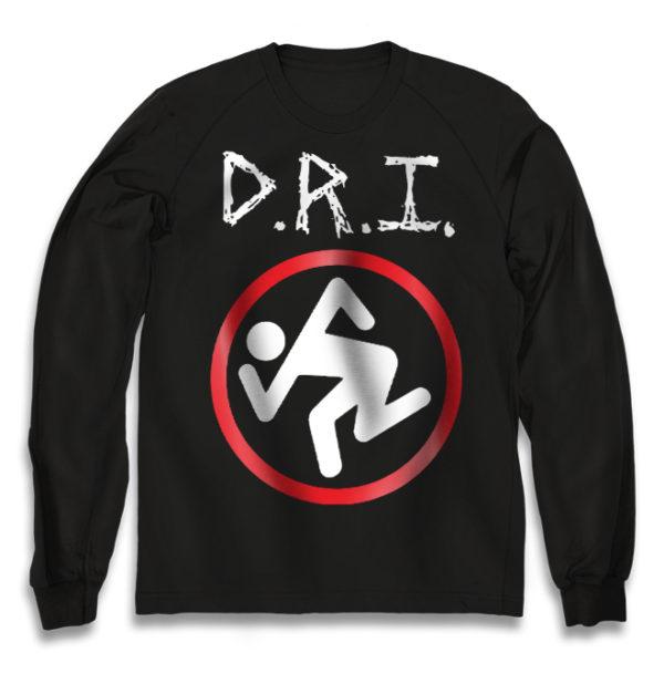 свитшот D.R.I.