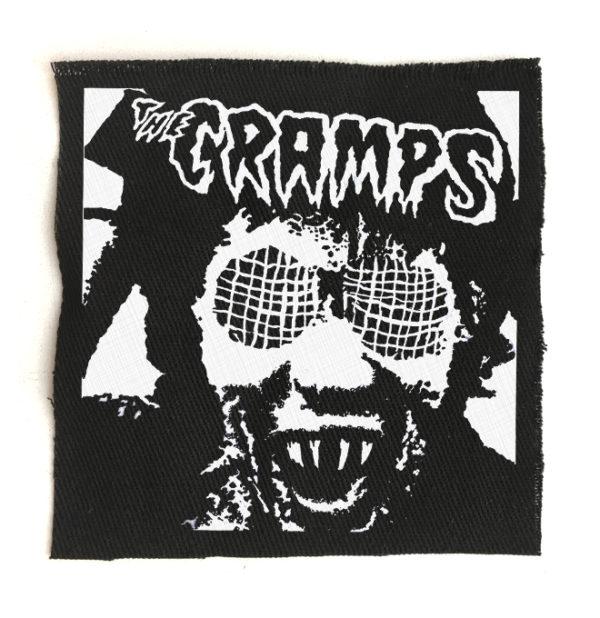нашивка Cramps