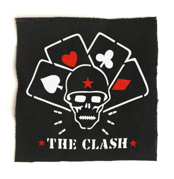 нашивка Clash