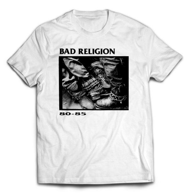 футболка белая Bad Religion