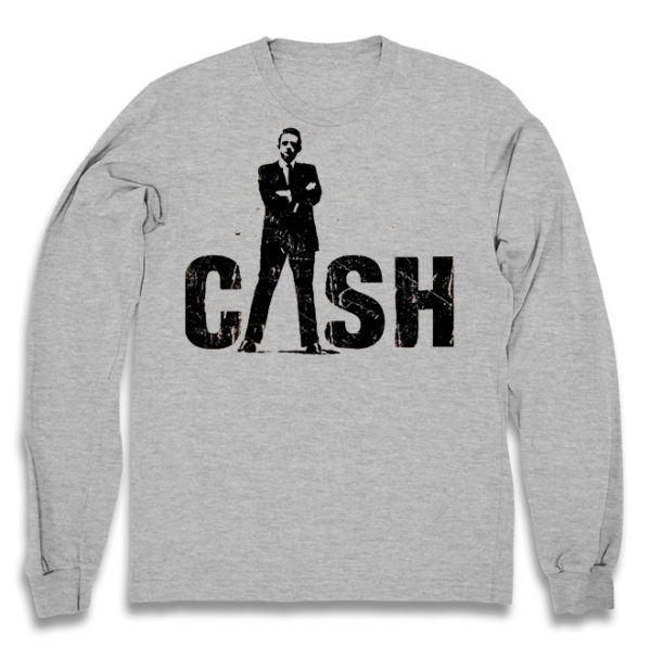 свитшот Johnny Cash +++